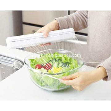 Durable  Clear Cling Food Film