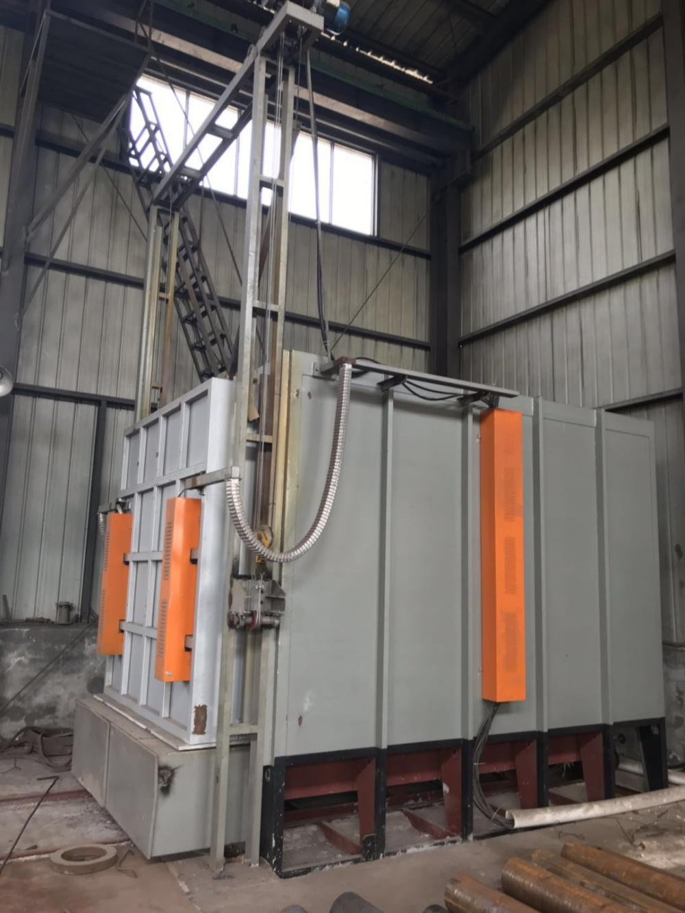 Bogie Hearth Resistance Annealing Furnace