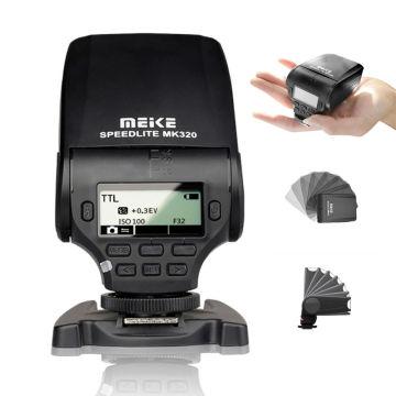 TTL Hot Shoe Flash Speedlite light for FujiFilm X-T1 xt2 xt10 X-A3 X-a1 X-E2/X-E1/X-Pro1/X-M1/X-A2/X-X100t xh1 camera as EF-20