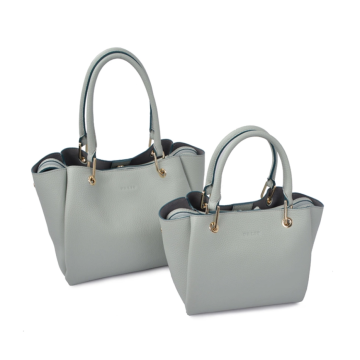 Exquisite ladies tote bag with zipper