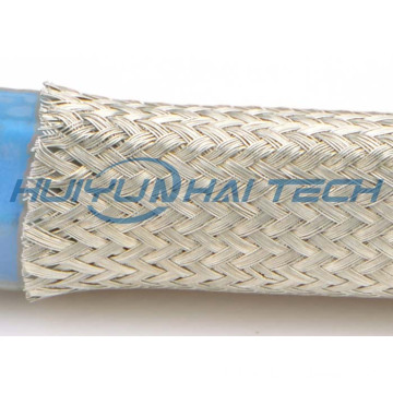 Tinned Copper Braided Sleeving For Automobile Shielding