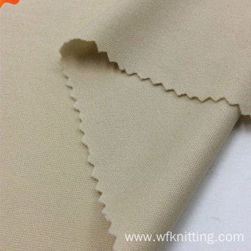 Polyester Dyed Knit Interlock Double Jersey Fabric