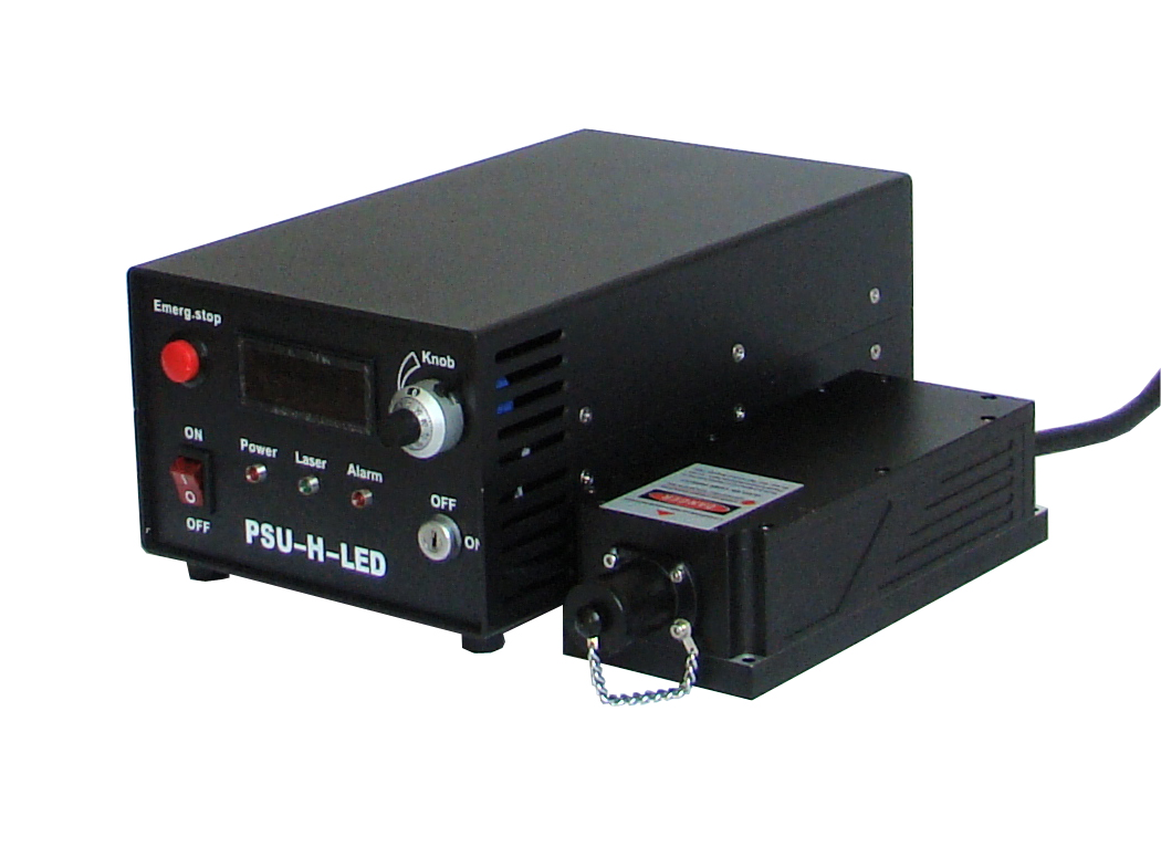High Stability CW Laser
