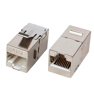 CAT6 Shielded Inline Coupler RJKS-001