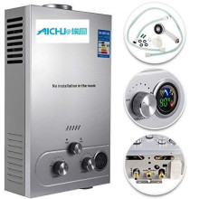 High Altitude Propane Prestige Hybrid Water Heater