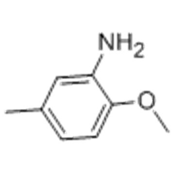 Benzenamine,2-methoxy-5-methyl- CAS 120-71-8