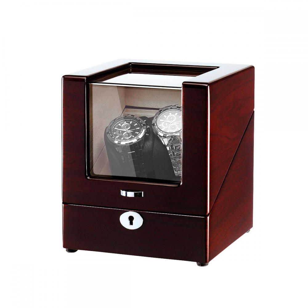 Handmade Mahogany Single Watch Winder