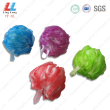 Silk mesh lace sponge ball