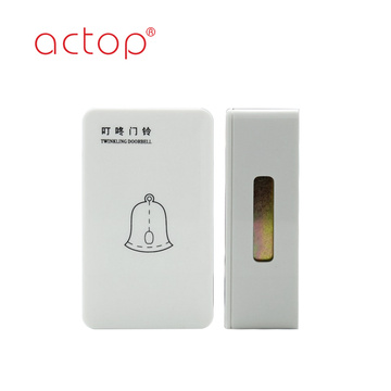 ACTOP 2019 Smart hotel room digital doorbell