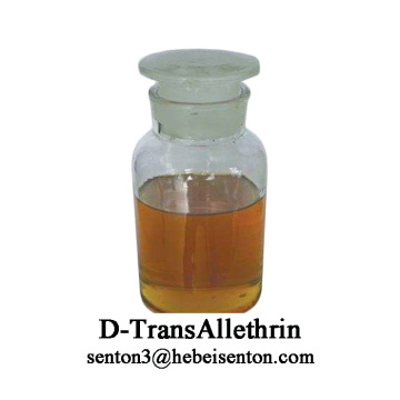 Control Flies and Mosquitoes D-allethrin