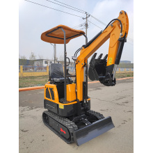 1 ton wholesale new design excavator with CE