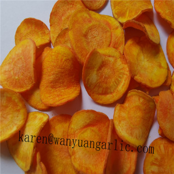 VF carrot chips with acceptable pric