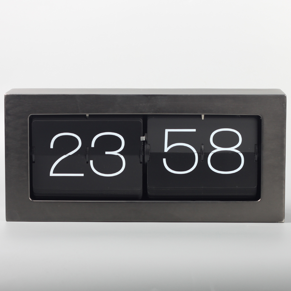 Karlsson Big Flip Clock