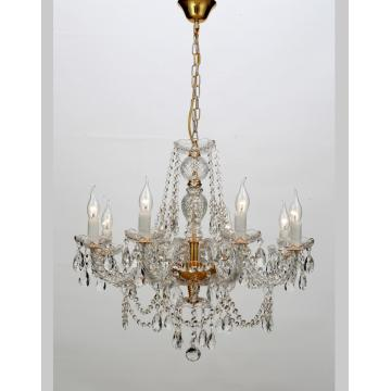 European style Classic Design Living room Crystal Chandelier