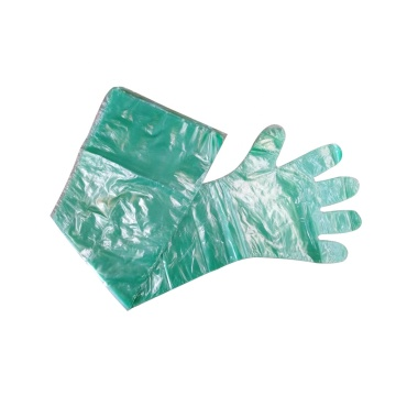 Artificial insemination green long sleeve gloves 85-90cm
