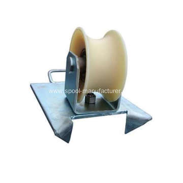 Pit Edge Guide Roller Steel Roller