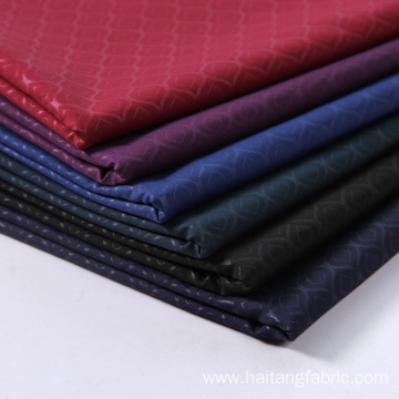 Embossing Microfiber fabric Fashionable Leisure Fabric Soft