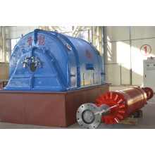 Steam Turbine Generator Fire Protection