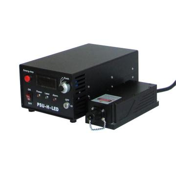 Diode Pumped Solid State Green Laser