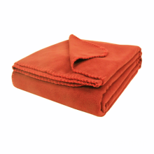 two side anti pilling polar fleece blanket