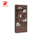 Hot Sales Wood Bookshelf Antique Sapiens Bookcase