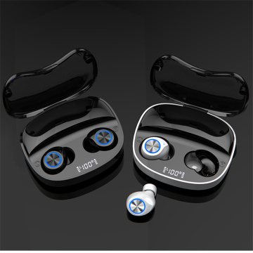Creative Color Charging Box Case Bluetooth Branded Wireless Earbuds Custom Logo