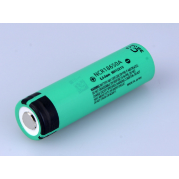 Panasonic 18650 Battery NCR18650A 3100mAh 6A discharge