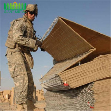 military sand wall hesco bastion barriers for sale
