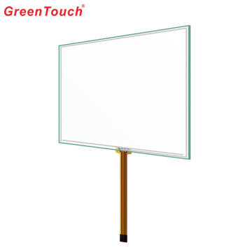 "6.2"" Resistive Touch Screen with Working Principle 4-wire"