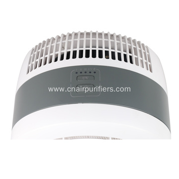 Home Desktop Air Purifier With UV Lamp
