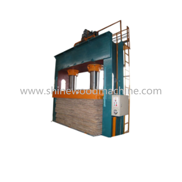 Plywood Cold Press Machine for Plywood Production Line
