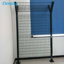 2.1m Powder Coated Galvanized Airport Fence