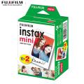 Fujifilm/ Instant Photo Paper Fuji instax mini11photographic paper cameramini 9/11/25/70/90/7c/8/7s film camera photo paper