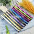 Stainless Steel Straw Color Straw Drink Straw