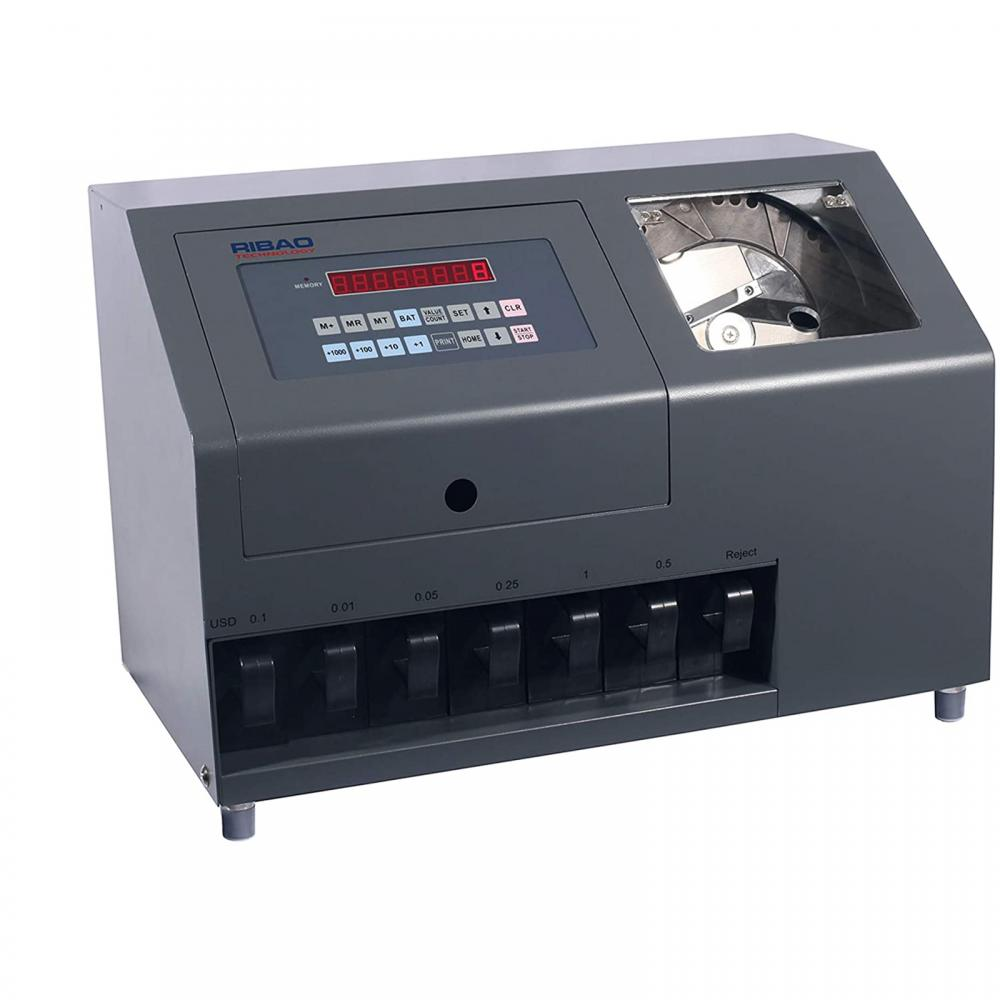 High Speed Coin Sorting Machine