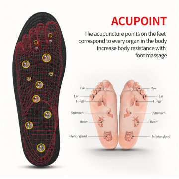 Magnetic Health Care Insole