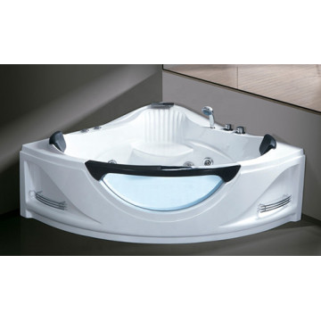 Corner Spa Bathtub Apollo Massage Bathtub