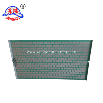 Hyperpool  flat PWP oil  shaker screen