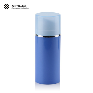 50 ML Blue PP Cosmetic Container Bottle