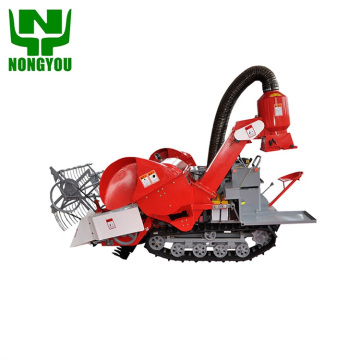 Rice Combine Harvester Wheat Cutter Mini Harvester