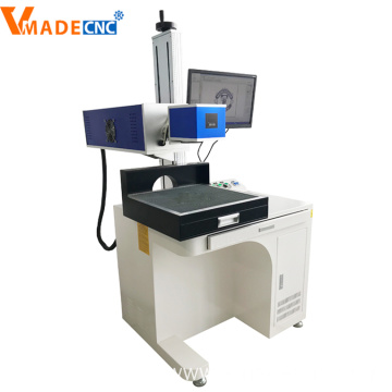 Metal Tube 30w Co2 Laser Marking Machine