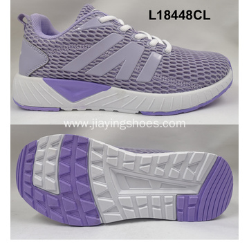 Lady sanwish mesh running shoes