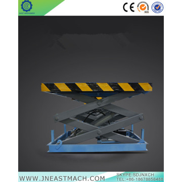 5.0t Hydraulic Fixed Scissor Lift Platform