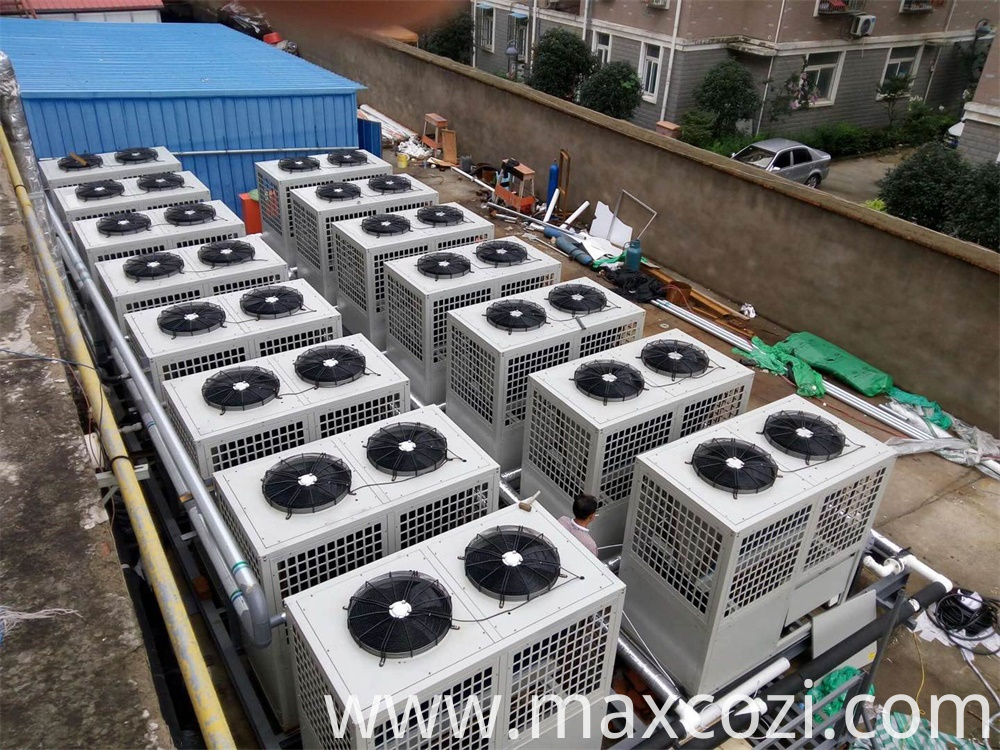 Titanium Tube Heat Exchange Heat Pump