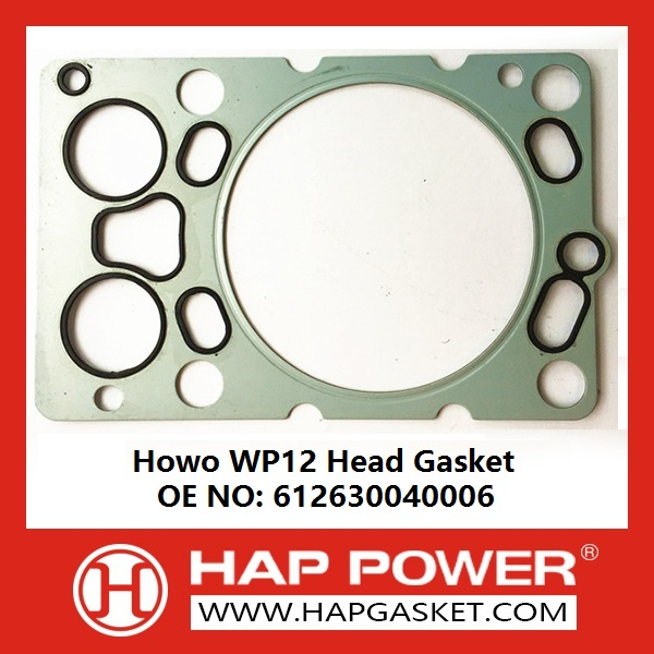 WP12 Head Gasket