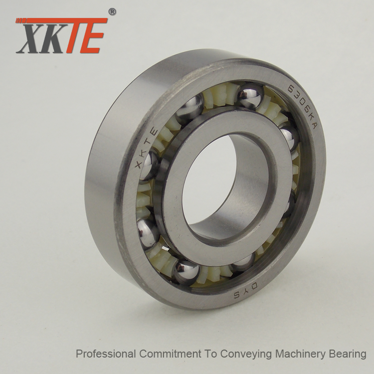 Polyamide 66 Retainer Bearing For Conveyor Roller Components