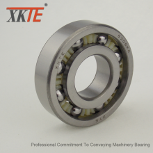 Open Type Nylon Retainer Bearing 6306 KA C3