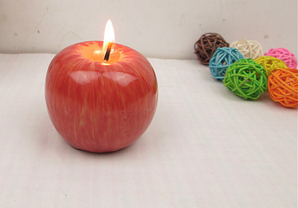 Fruit Candles