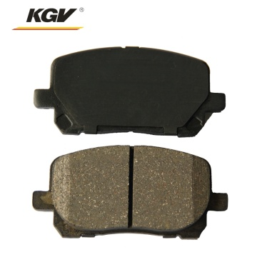 Auto Parts Disc Brake Pad for Toyota