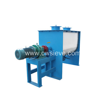 Multifunctional ribbon blender mixer  horizontal